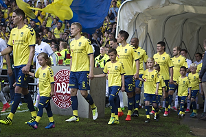 Benedikt R�cker (Br�ndby IF), Hj�rtur Hermannsson (Br�ndby IF), Svenn Crone (Br�ndby IF)