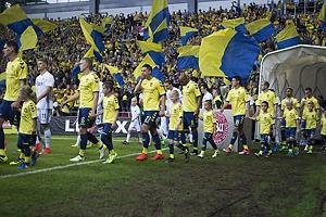 Hj�rtur Hermannsson (Br�ndby IF), Svenn Crone (Br�ndby IF), Rodolph William Austin (Br�ndby IF), Christian N�rgaard (Br�ndby IF)
