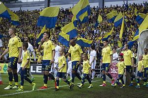 Hj�rtur Hermannsson (Br�ndby IF), Svenn Crone (Br�ndby IF), Rodolph William Austin (Br�ndby IF), Christian N�rgaard (Br�ndby IF), Teemu Pukki (Br�ndby IF)