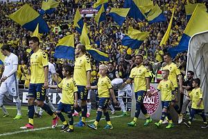 Christian N�rgaard (Br�ndby IF), Teemu Pukki (Br�ndby IF), Hany Mukhtar (Br�ndby IF), Kamil Wilczek (Br�ndby IF)