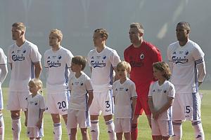 Andreas Cornelius (FC K�benhavn), Nicolai Boilesen (FC K�benhavn), Ludwig Augustinsson (FC K�benhavn), Stephan Andersen (FC K�benhavn), Mathias Zanka J�rgensen (FC K�benhavn)