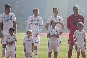 Andreas Cornelius (FC K�benhavn), Nicolai Boilesen (FC K�benhavn), Ludwig Augustinsson (FC K�benhavn), Stephan Andersen (FC K�benhavn)