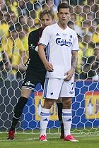 Frederik R�nnow (Br�ndby IF), Benjamin Verbic (FC K�benhavn)