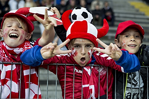 Danske fans