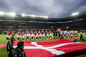 De to hald Danmark og Tyskland