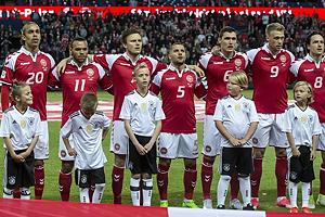 Danmark - Tyskland