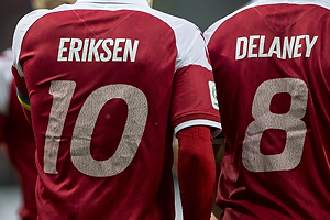 Christian Eriksen (Danmark), Thomas Delaney (Danmark)