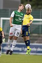 Kasper Fisker (Br�ndby IF), Patrick Hansen (N�stved IF)