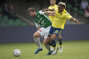 Henrik Kildentoft (N�stved IF), Hany Mukhtar (Br�ndby IF)