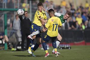 Christian Enemark (Br�ndby IF), Kristoffer Munksgaard (N�stved IF)