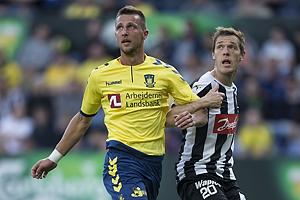 Kamil Wilczek (Br�ndby IF), Veli Lampi (VPS Vaasa)