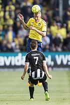 Hj�rtur Hermannsson (Br�ndby IF), Juha Hakola (VPS Vaasa)