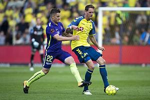 Mikkel Duelund (FC Midtjylland), Benedikt R�cker (Br�ndby IF)