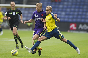 Uidentificeret person (FC Midtjylland), Teemu Pukki (Br�ndby IF)