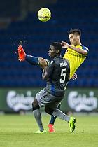 Svenn Crone (Br�ndby IF), Hamza Barry (Hajduk Split)