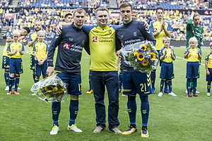Simon Tibbling (Br�ndby IF), Lasse Vigen Christensen (Br�ndby IF)