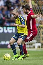 Kasper Fisker (Br�ndby IF), Martin �rnskov (Lyngby BK)