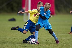 Sommeren 2018 bes�ges flere fodboldst�vner rundt i landet.