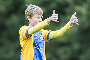 Fotografen vil med sit kamera bes�ge Vildbjerg Cup og fotografere kampe fredag og l�rdag.