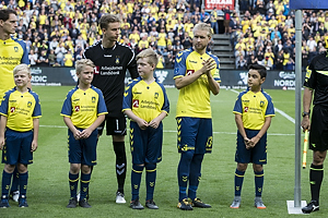 Frederik R�nnow (Br�ndby IF), Johan Larsson (Br�ndby IF)