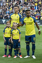 Jan Kliment (Br�ndby IF), Hany Mukhtar (Br�ndby IF)