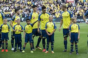 Christian N�rgaard (Br�ndby IF), Svenn Crone (Br�ndby IF)