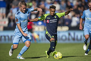 Hany Mukhtar (Br�ndby IF), Jonas Bager (Randers FC)