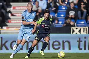 Joni Kauko (Randers FC), Besar Halimi (Br�ndby IF)