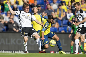 Thomas Kortegaard (AC Horsens), Hany Mukhtar (Br�ndby IF)