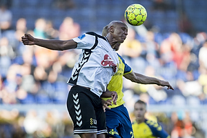 Uidentificeret person (AC Horsens), Paulus Arajuuri (Br�ndby IF)