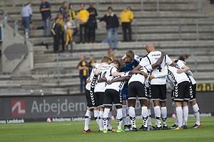 AC Horsens spillerne samlet