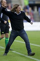 Bo Henriksen, cheftr�ner (AC Horsens)