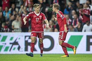 Jens Stryger Larsen (Danmark), Christian Eriksen (Danmark)