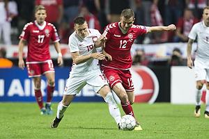 Andreas Bjelland (Danmark), Piotr Zielinski (Polen)