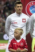 Robert Lewandowski, anf�rer (Polen)