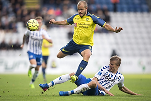 Teemu Pukki (Br�ndby IF), Uidentificeret person (Ob)