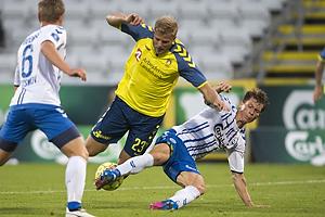 Paulus Arajuuri (Br�ndby IF), Ryan Laursen (Ob)