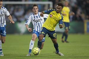 Jens Jakob Thomasen (Ob), Hany Mukhtar (Br�ndby IF)
