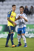 Jan Kliment (Br�ndby IF), Ryan Laursen (Ob)