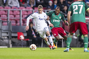 Kasper Kusk (FC K�benhavn), Manuel Fernandes (Lokomotiv Moskva)