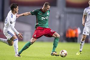Dmitri Tarasov (Lokomotiv Moskva)