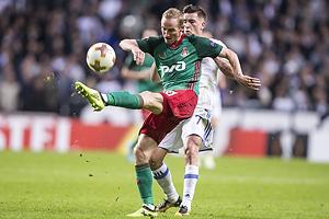 Vladislav Ignatyev (Lokomotiv Moskva), Benjamin Verbic (FC K�benhavn)
