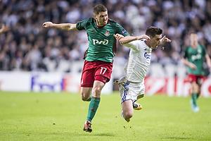 Taras Mikhalik (Lokomotiv Moskva), Uidentificeret person (FC K�benhavn)