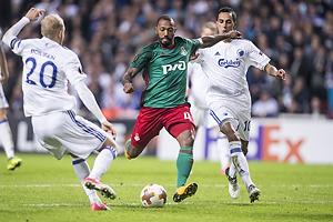 Manuel Fernandes (Lokomotiv Moskva), Zeca (FC K�benhavn)