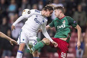 Peter Ankersen (FC K�benhavn), Aleksei Miraknchuk (Lokomotiv Moskva)
