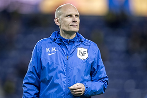 Kim Kj�rsgaard, cheftr�ner (Led�je-Sm�rum Fodbold)