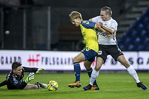 Uidentificeret person (Br�ndby IF), Marc Lind J�rgensen (Led�je-Sm�rum Fodbold)