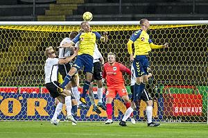 Hj�rtur Hermannsson (Br�ndby IF), Lasse Gram (Led�je-Sm�rum Fodbold)