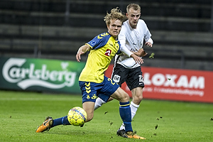 Uidentificeret person (Br�ndby IF), Emil Scott Rasmussen (Led�je-Sm�rum Fodbold)