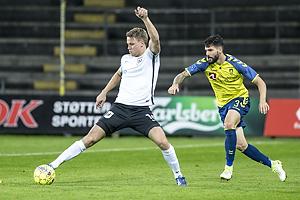 Benjamin Madsen (Led�je-Sm�rum Fodbold), Anthony Jung (Br�ndby IF)
